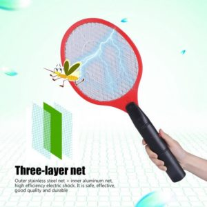electric mozzie swatter