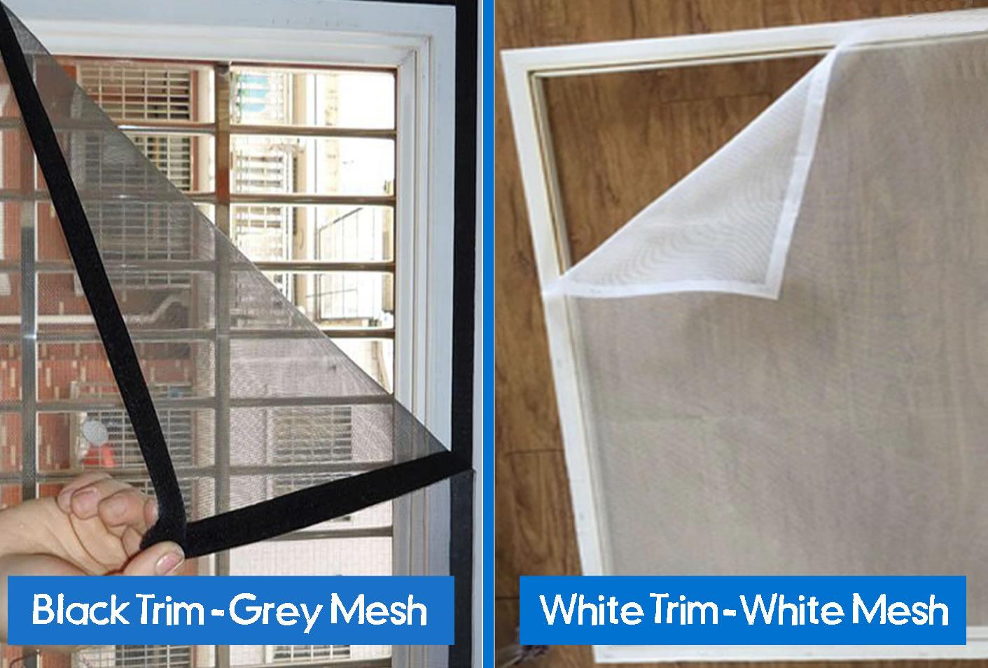 Diy Adjustable Window Screens The Cheapest Diy